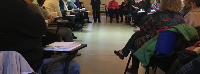"""Ομιλία για την άνοια, τα στάδια της και τι πρέπει να κάνουμε μετά τη διάγνωση στο """"Καφέ Φροντιστών"""""""